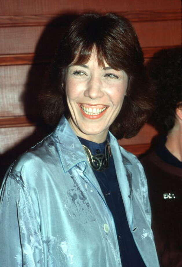 Lily Tomlin, actress and comedienne. Photo: Michael Ochs Archives / Michael Ochs Archives
