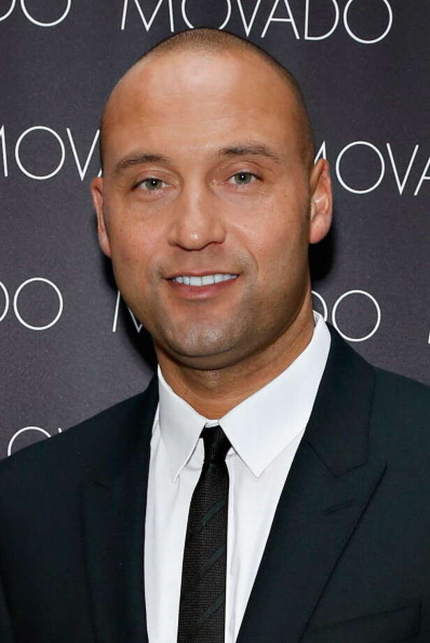 Derek Jeter attends Movado Hosts A Special Event At The Juilliard School For Derek Jeter's Turn 2 Foundation at the Juilliard School on December 11, 2013 in New York City.  (Photo by Cindy Ord/Getty Images for Movado) Photo: Cindy Ord / 2013 Getty Images