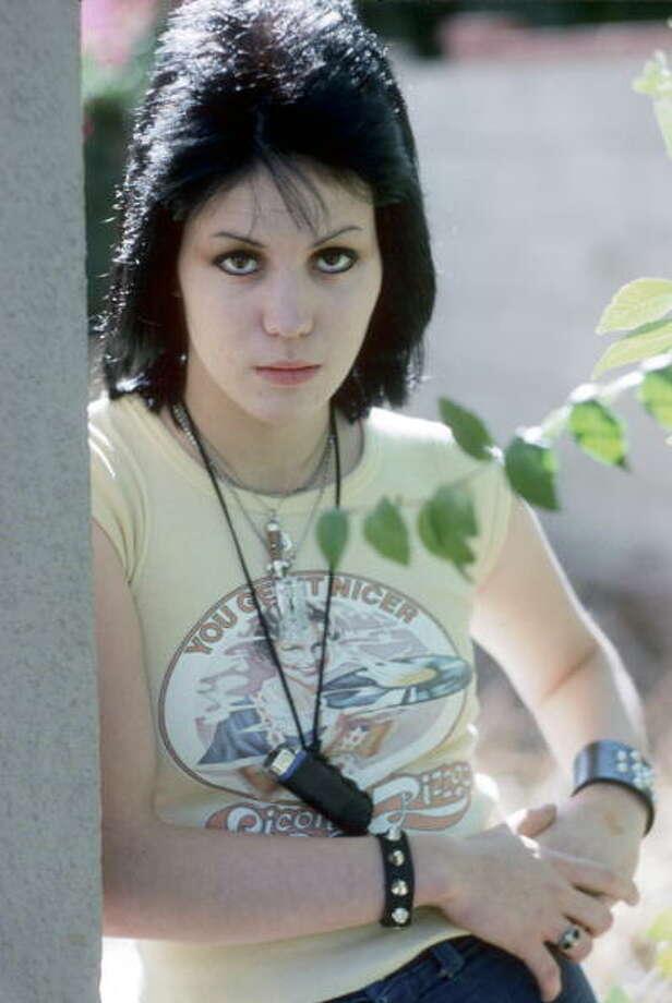 Joan Jett, circa 1976. Photo: Michael Ochs Archives / Michael Ochs Archives