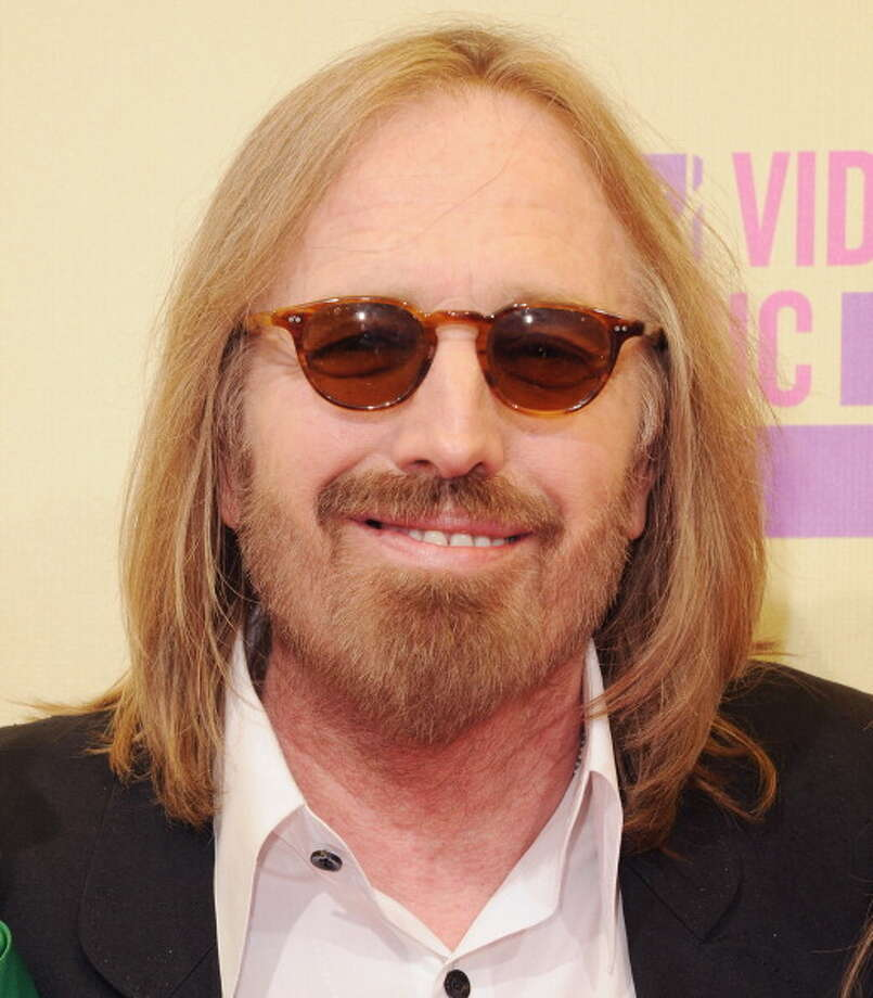 Musician Tom Petty arrives at the 2012 MTV Video Music Awards at Staples Center on September 6, 2012 in Los Angeles, California.  (Photo by Jon Kopaloff/FilmMagic) Photo: Jon Kopaloff, FilmMagic / 2012 Jon Kopaloff