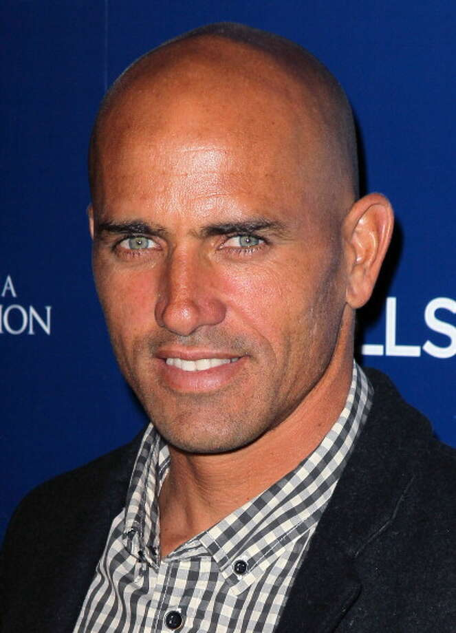 Pro surfer Kelly Slater attends The Life Rolls On Foundation's 9th Annual Night by the Ocean at the Ritz-Carlton Hotel on November 10, 2012 in Marina del Rey, California.  (Photo by David Livingston/Getty Images) Photo: David Livingston, Getty Images / 2012 David Livingston