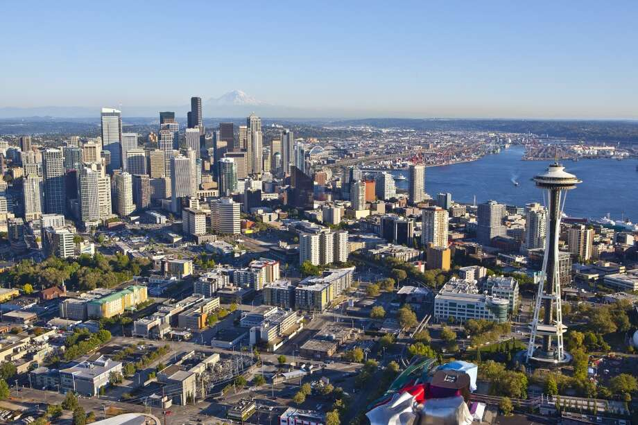 7. Seattle, Washington Annual cost to be a yuppie: $6,228 (Space Images/Getty Images/Blend Images) Photo: Space Images, Getty Images/Blend Images