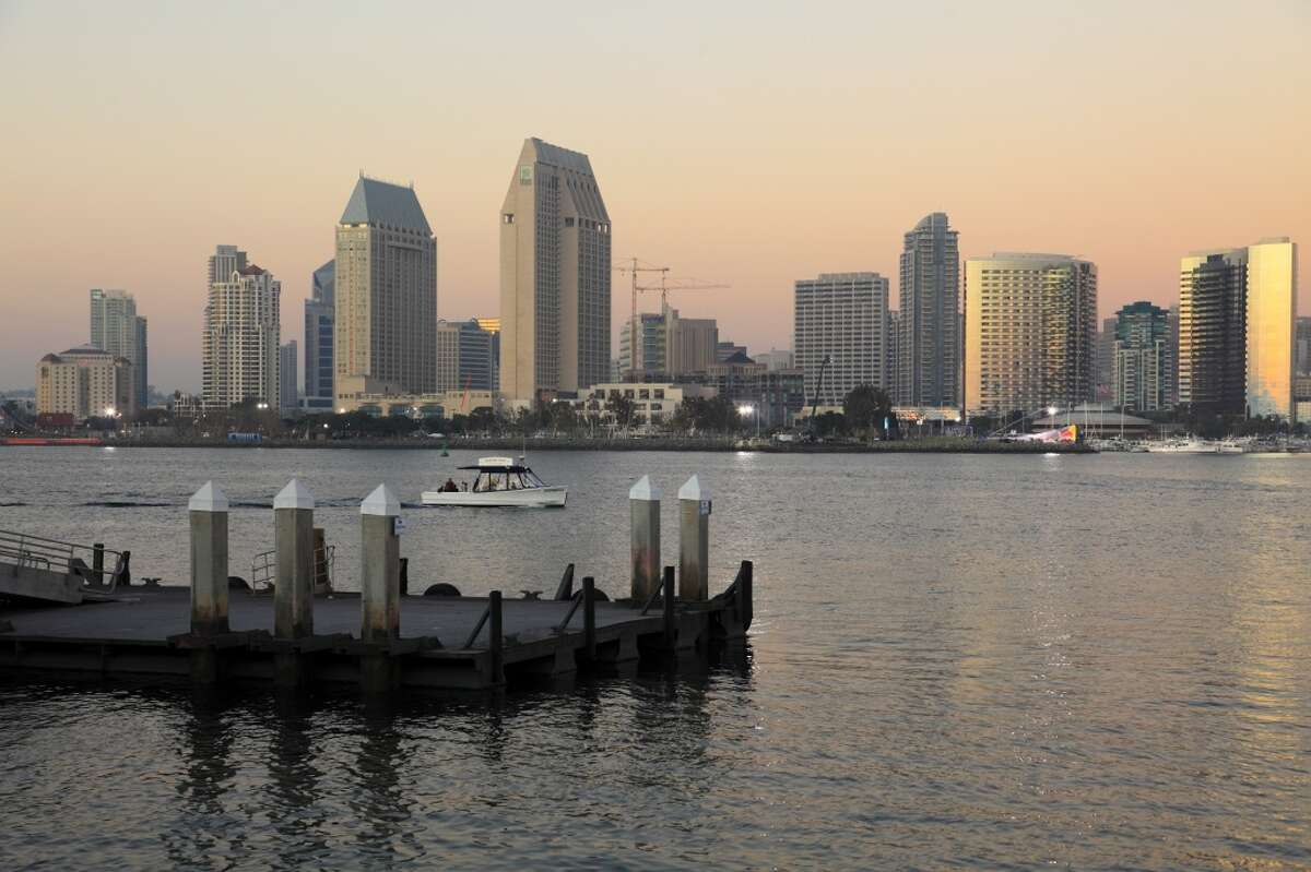 8. San Diego, California Annual cost to be a yuppie: $6,220 (Bruce Yuanyue Bi/Getty Images/Lonely Planet Images)