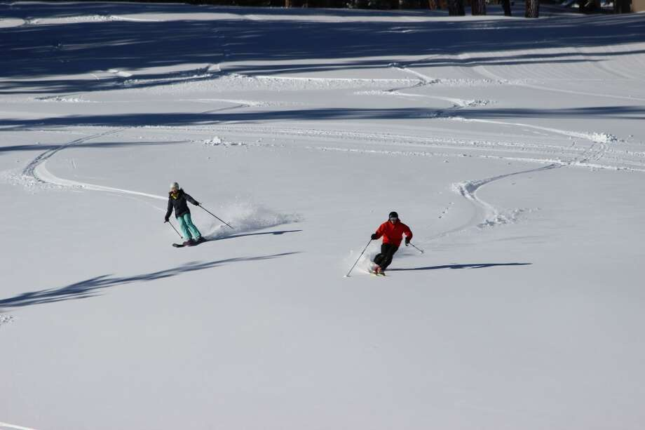 Fresh lines at Kirkwood
