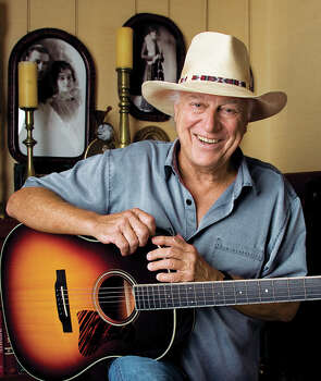 Texas singer-songwriter Jerry Jeff Walker isn't really a Texas singer-songwriter: He was born in Oneonta, N.Y. / handout