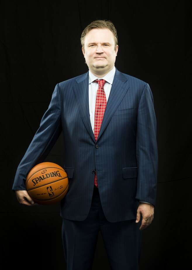 3. With this week's trade deadline and Daryl Morey's history of never letting a deadline pass without a deal, the Rockets will search for the right upgrade to bump them up into contender status, or might just collect a few future assets to bolster their position the next time he is shopping for reinforcements. Photo: Smiley N. Pool, Houston Chronicle