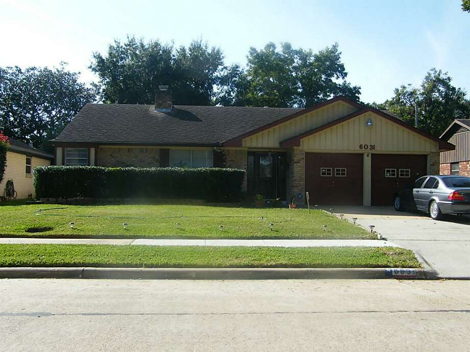 6031 Golden Forest: This 1968 home has 3 bedrooms, 2 bathrooms, 1,850 square feet, and is listed for $175,000.