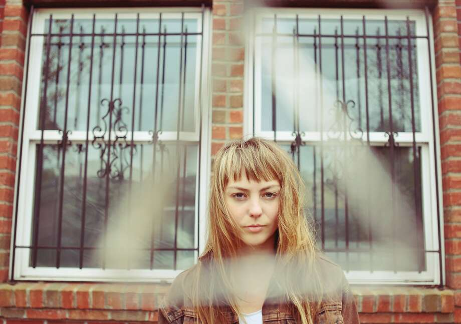 "Angel Olsen's second album, ""Burn Your Fire for No Witness,"" is receiving favorable reviews. Photo: Jagjaguwar"