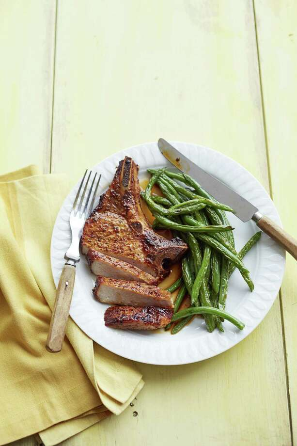 New Orleans Pork and Charred Beans From Good Housekeeping Photo: Con Poulos