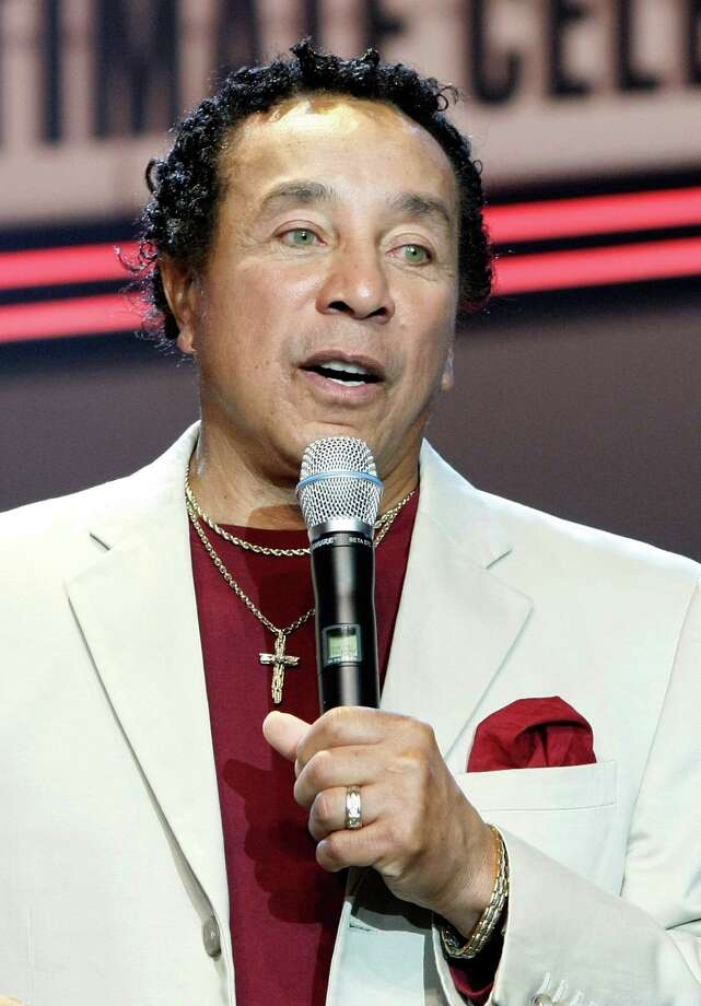 Acclaimed singer-songwriter Smokey Robinson's career spans over 5 decades of hits, and he'll be entertaining rhe crowd at Foxwoods on Saturday. Find out more.  Photo: Ethan Miller / 2009 Getty Images