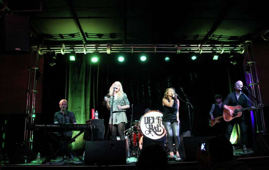 Delta Rae performs at The Ridgefield Playhouse on Thursday, Feb. 27. Photo: Contributed Photo / The News-Times Contributed