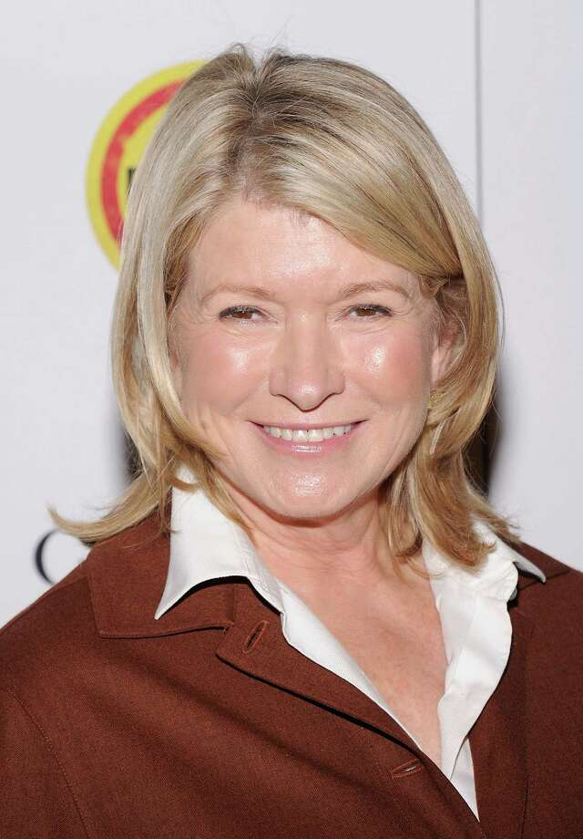 Martha Stewart may live in Katonah, New York, now, but she launched her career in her Westport kitchen when living there in the 1970s. / 2012 Getty Images