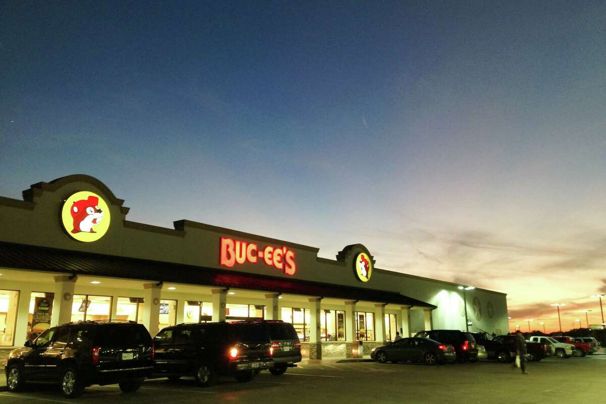 It's not a real Texas road trip without a stop into Buc-ee's. Here's some of the things we saw for sale at the Buc-ee's in Luling on a recent trip.