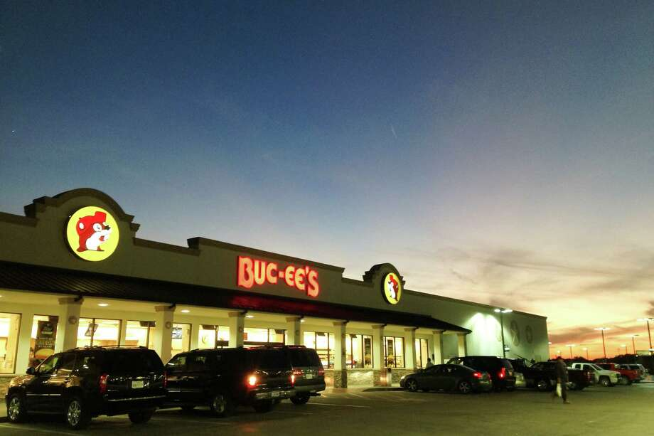 It's not a real Texas road trip without a stop into Buc-ee's. Here's some of the things we saw for sale at the Buc-ee's in Luling on a recent trip. Photo: Brett Mickelson / Brett Mickelson