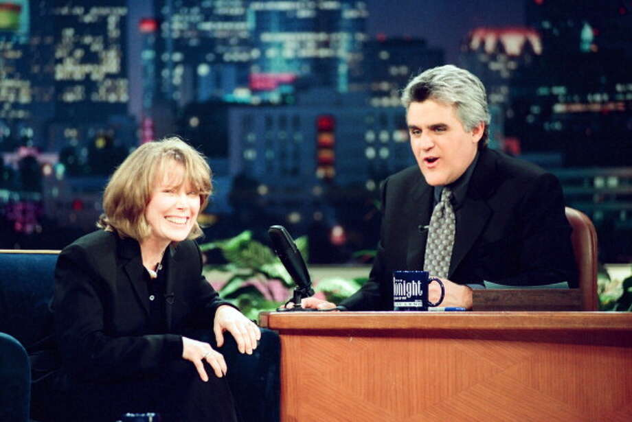 Sissy Spacek appeared on the show with host Jay Leno on Feb. 3, 1999. Photo: NBC, NBCU Photo Bank Via Getty Images / 2013 NBCUniversal Media, LLC