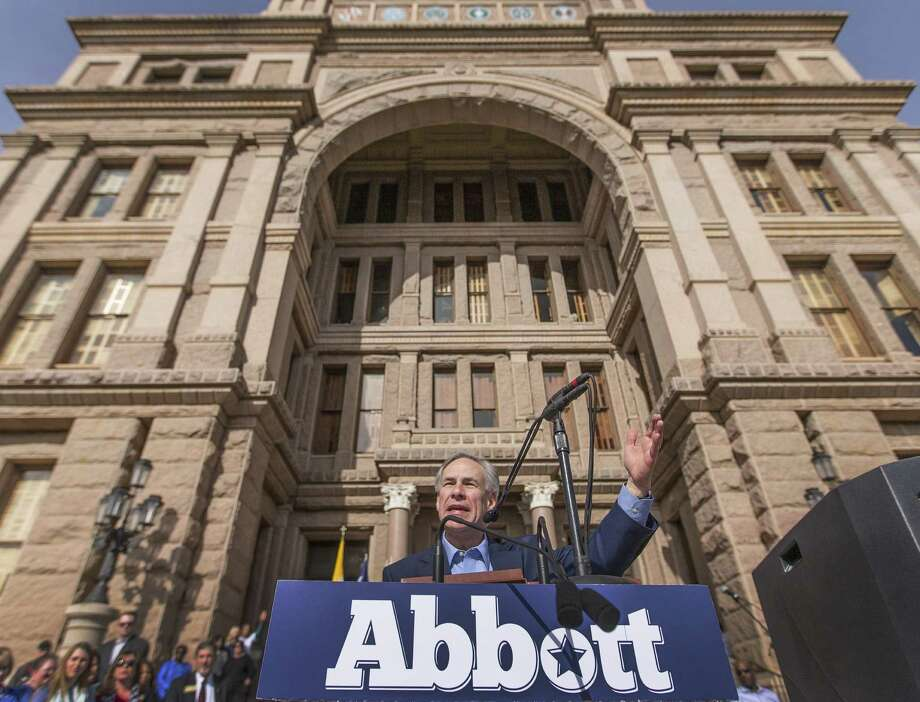 "A reader takes Texas Attorney General Greg Abbott  to task for comments he made about ""Third World"" corruption along the border. Photo: Ricardo B. Brazziell / Associated Press / Austin American-Statesman"