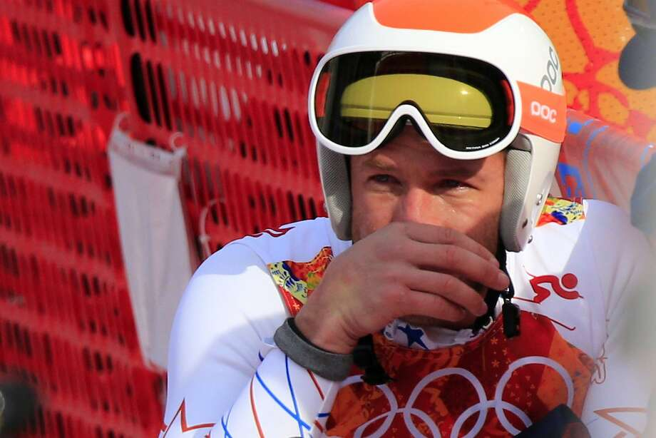 NBC's Christin Cooper might have asked one question too many of Bode Miller (above) after the skier won bronze. Photo: Alexander Klein, AFP/Getty Images