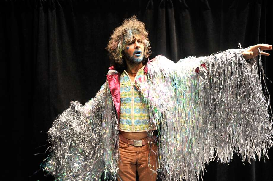 Wayne Coyne of The Flaming Lips: Is an alien. Photo: Stephen Lovekin, Getty Images For CBGB