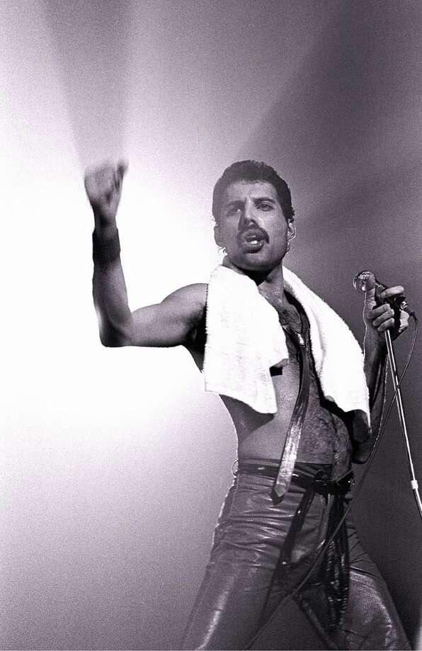 Freddie Mercury: Allergic to shirts. Photo: Rob Verhorst, Redferns / Redferns