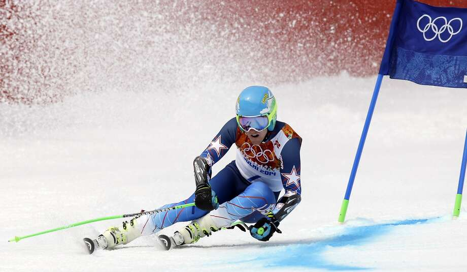 Ted LigetyMedal: Gold Discipline: Alpine skiingEvent: Men's Super-G Photo: Luca Bruno, Associated Press