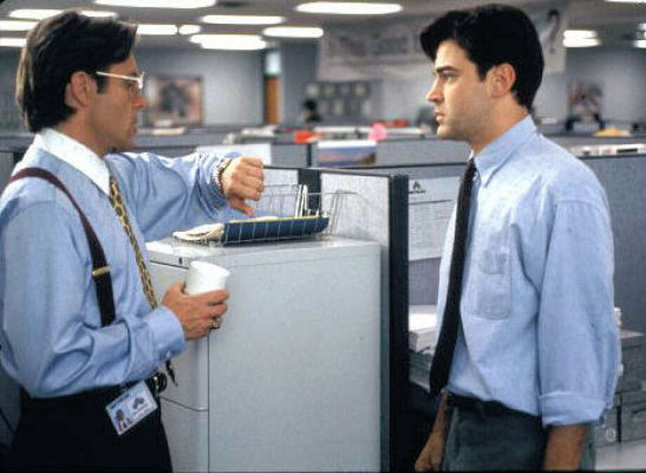 """'Office Space' hits a milestone this week: its 15th birthday. Though there won't be any cake (so Milton won't have to worry about not getting a slice), take a look back at the movie's stars, and see what they're up to now.Here's a quick recap before we get started. The thesis of """"Office Space"""" is pretty  clear: Work sucks. Our hero, Peter Gibbons (Ron Livingston),  decides minutes into the film that his ideal career is """"nothing."""" His  being in a permanent hypnotic state may or may not have something to do  with this ... So  Peter sets to work avoiding work and stumbles upon a hack—one he and his  friends ripped off from """"Superman 2.""""  But he learns firsthand what a  dangerous weapon hacking can be after accidentally siphoning millions  from his hated employer. Photo: 20th Century Fox"""