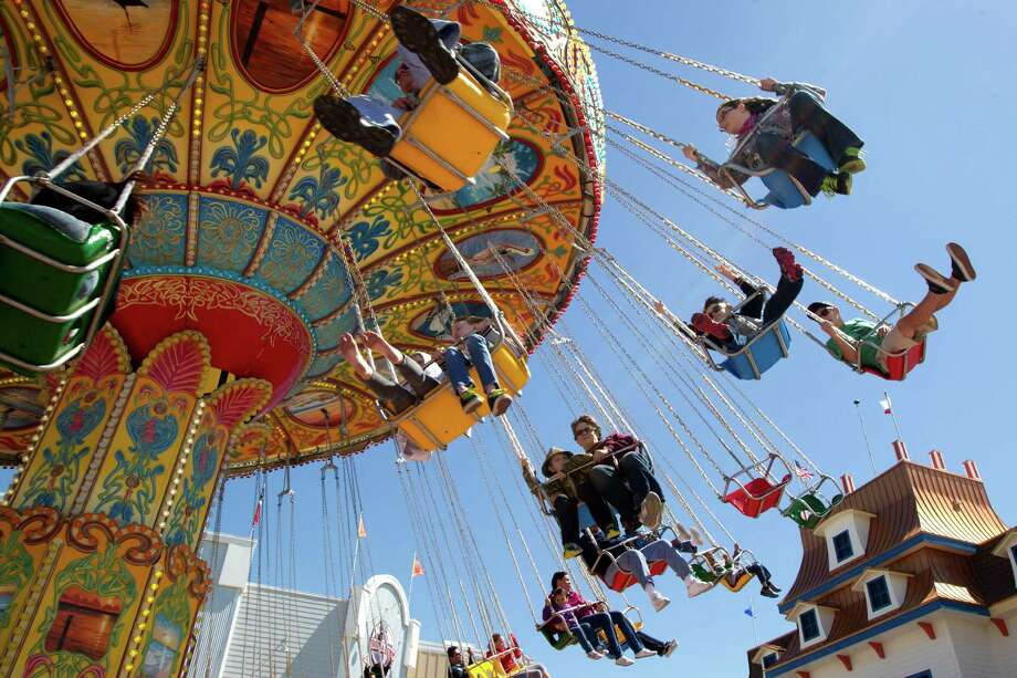 Pleasure Pier:One of Galveston's newer attractions is  offering special Mardi Gras pricing. From Friday, February 21-Sunday,  March 2, all-day ride passes are $15.99 and walk-on tickets are $5.00. pleasurepier.com Photo: Brett Coomer, Staff / © 2013 Houston Chronicle