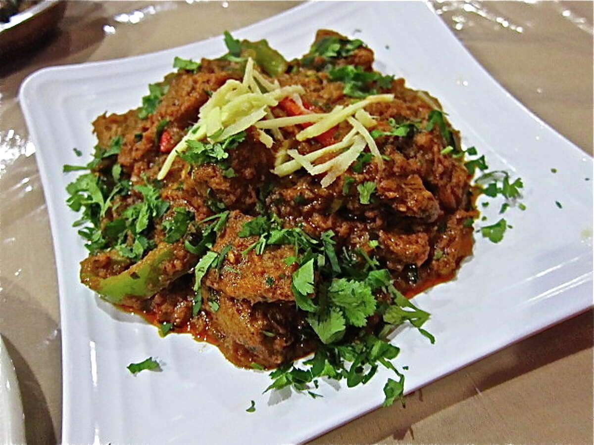 Himalaya Cuisine: Indo-PakistaniDish: Afghani lamb karhai with ginger and cilantroEntree price: $$Where: 6652 Southwest FreewayPhone: 713-532-2837Website: himalayarestauranthouston.com