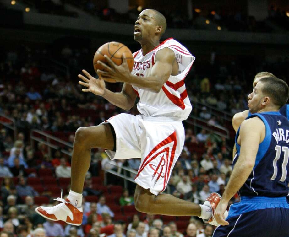 2009 Who the Rockets dealt away: Rafer Alston. Photo: Steve Campbell, Houston Chronicle