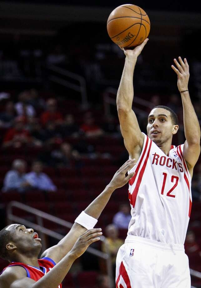 2010Who the Rockets acquired: Kevin Martin, Jordan Hill (not pictured), Jared Jeffries (not pictured), Hilton Armstrong (not pictured) and a future first-round draft pick. Photo: Michael Paulsen, Houston Chronicle