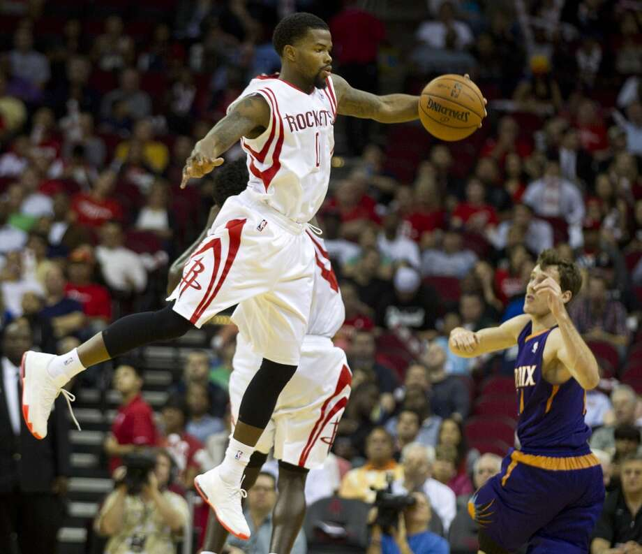 2011Who the Rockets dealt away: Aaron Brooks. Photo: Brett Coomer, Houston Chronicle
