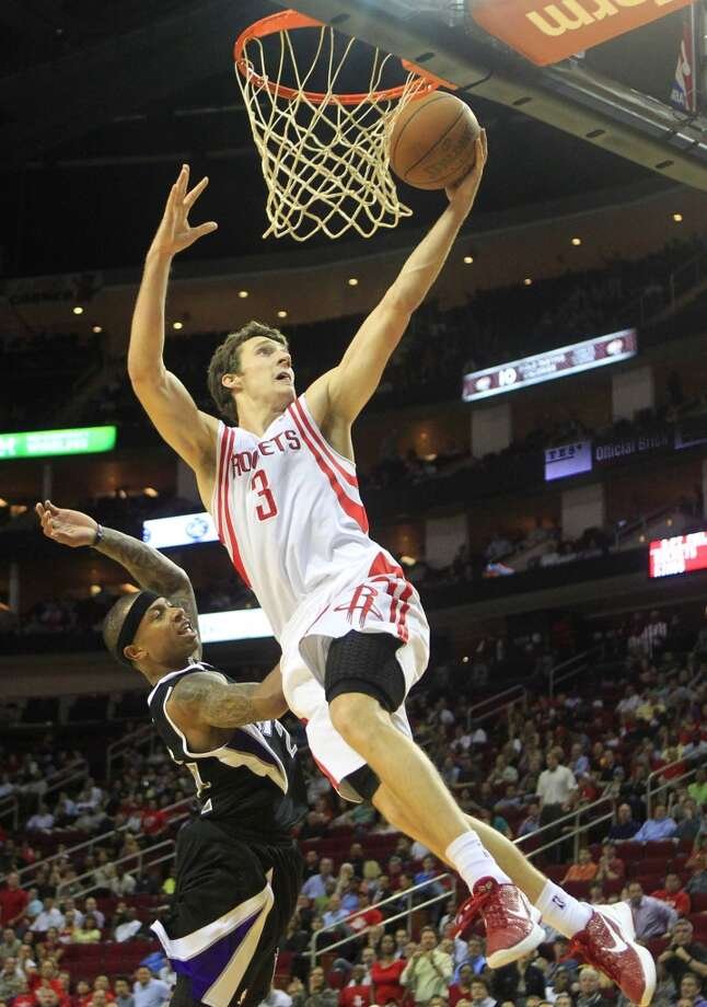 2011Who the Rockets acquired: Goran Dragic. Photo: Cody Duty, Houston Chronicle
