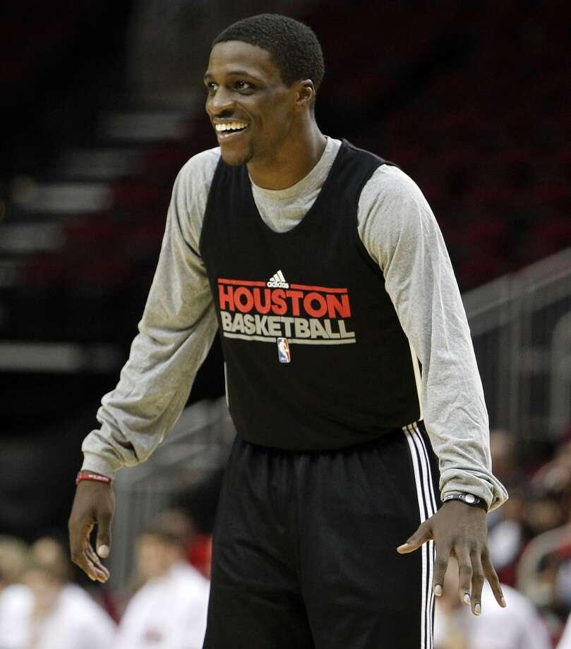 2012Who the Rockets dealt away: Jonny Flynn, Hasheem Thabeet (not pictured). Photo: James Nielsen, Houston Chronicle