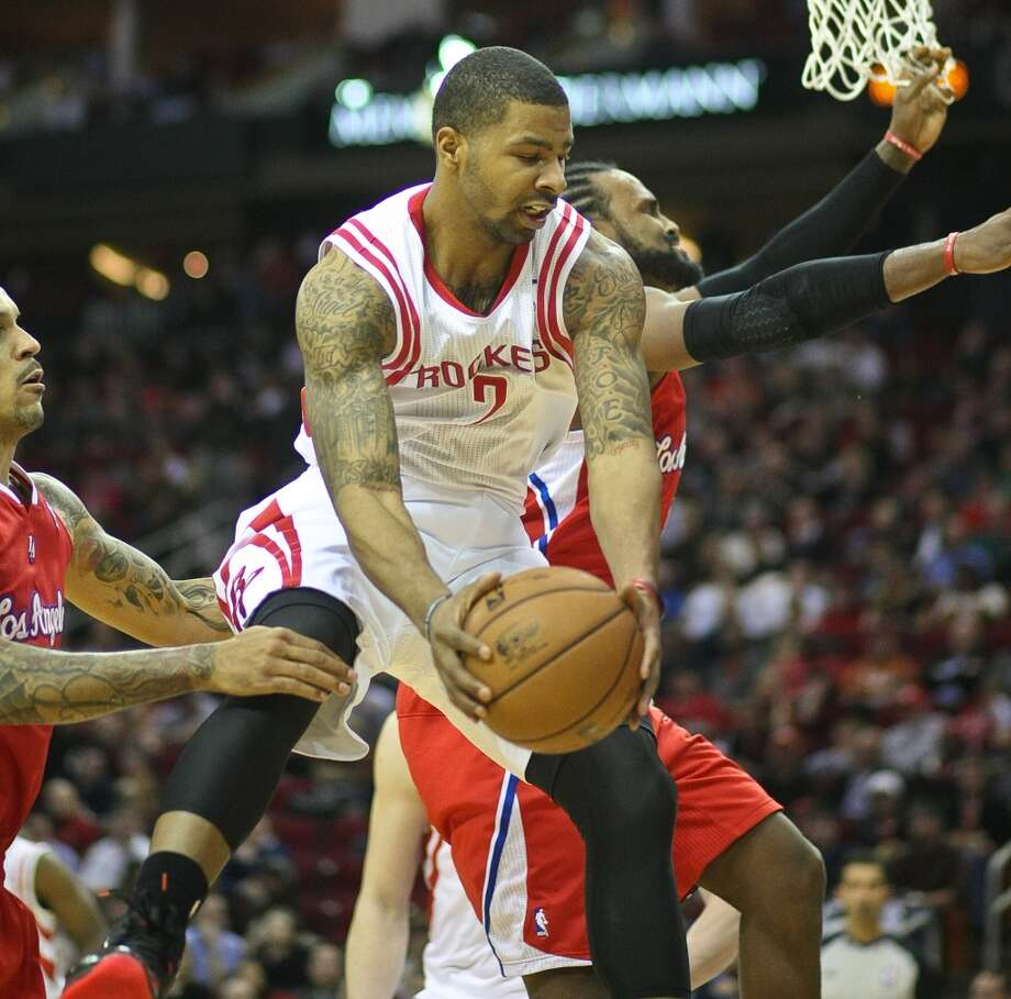 2013 Who the Rockets dealt away: Marcus Morris. What the Rockets acquired: Future second-round draft pick. Photo: Nick De La Torre, Houston Chronicle