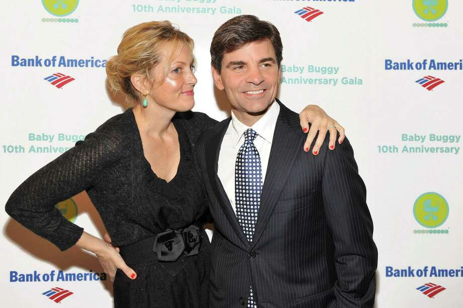 """Comedian Alexandra Wentworth played Anne, Peter Gibbons' cheating girlfriend. Though she's worked on several projects since """"Office Space,"""" she's equally as known for her off-screen love interest: husband George Stephanopoulos. Photo: Marc Stamas, Getty Images / 2011 Getty Images"""
