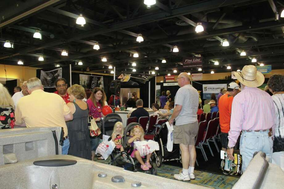 The Woodlands Spring Home and Garden Show will feature more than 200 vendors. Photo: Courtesy Of The Woodlands Spring Home And Garden Show