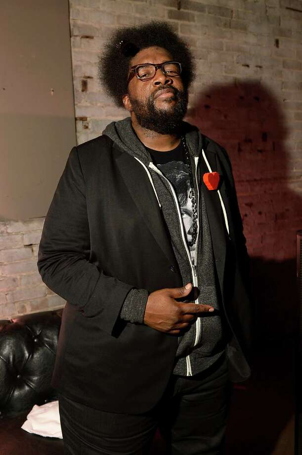 "Questlove says he was raised to be the bandleader of the ""Tonight Show."" Photo: Michael Loccisano, Staff / 2014 Getty Images"