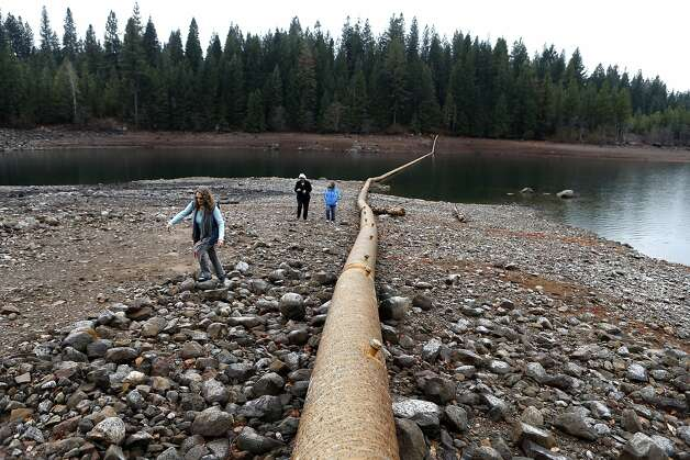 Lake shasta water level all clear