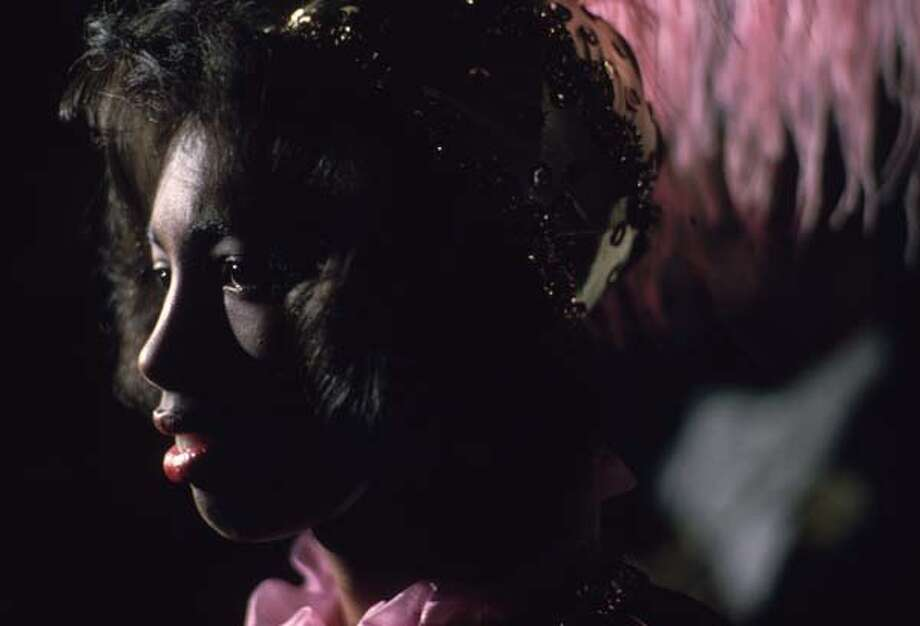 A Mardi Gras participant in New Orleans in February 1978. Photo: Ernst Haas, Getty Images / Ernst Haas