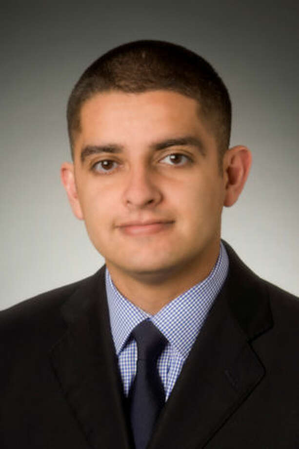 Mario Castillo, a lawyer who focuses on health care issues with Monty & Ramirez in Houston. Photo: Courtesy Photo