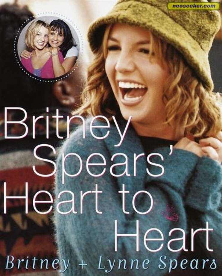 """""""Britney Spears' Heart to Heart"""" by Britney and Lynne Spears, 2000."""