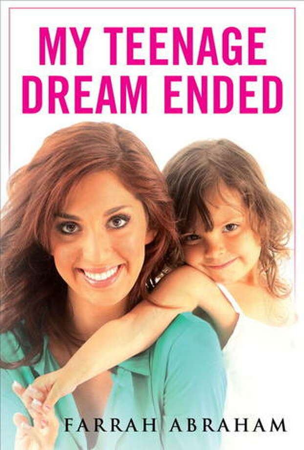"""My Teenage Dream Ended"" by Farrah Abraham, 2012"