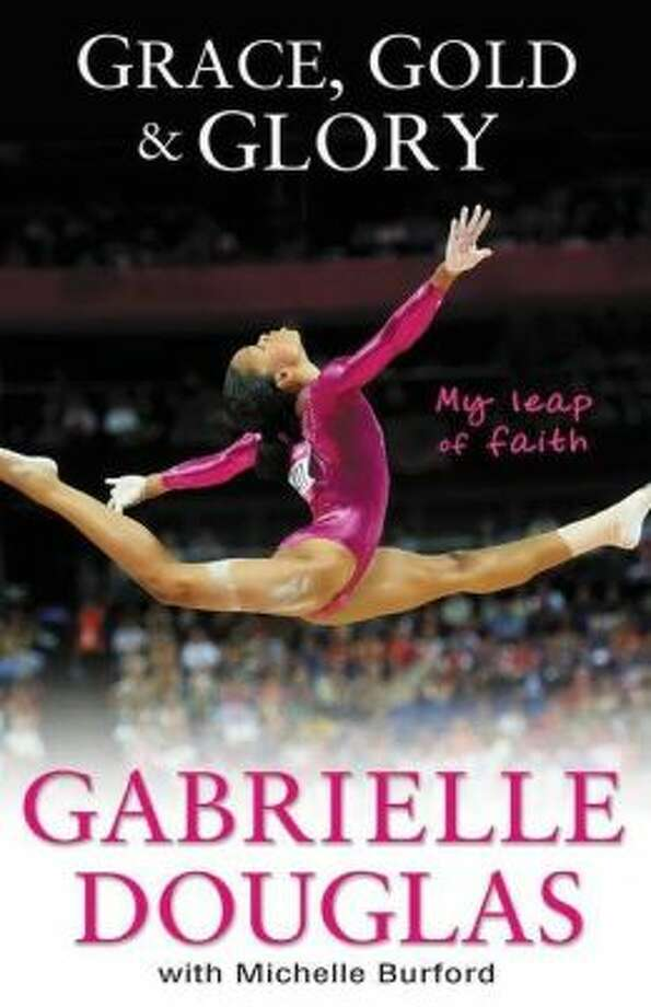 """Grace, Gold and Glory"" by Gabrielle Douglas, 2012"
