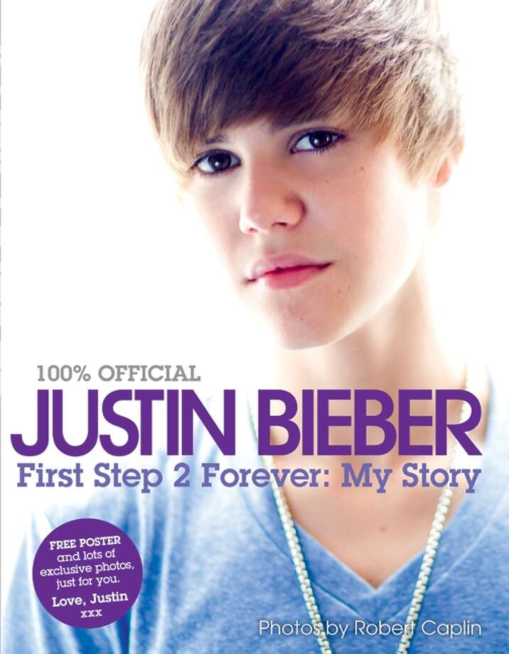 """First Step 2 Forever"" by Justin Bieber, 2010."