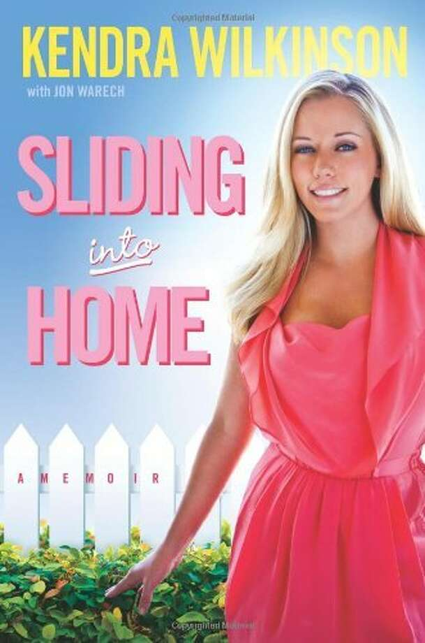 """Sliding into Home"" by Kendra Wilkinson, 2010"