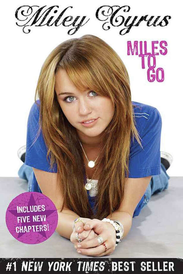 """Miles to Go"" by Miley Cyrus, 2009"