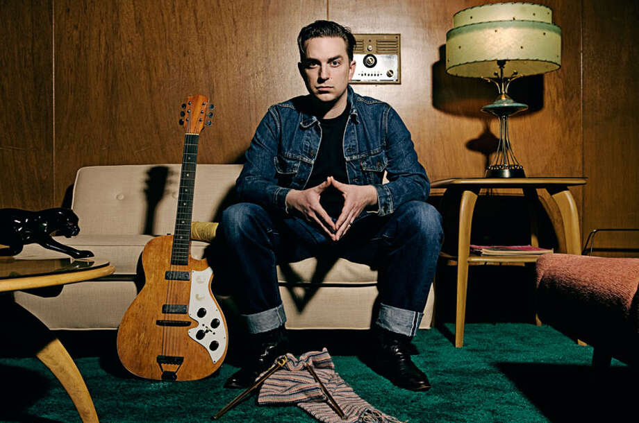 JD McPherson, The Ale House, March 2-3 Photo: Samantha Franklin