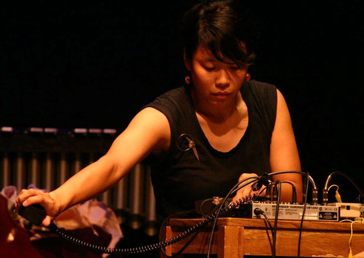 Bonnie Jones fronts the Bonnie Jones Trio. It'll perform Sunday at Southwest School of Art.