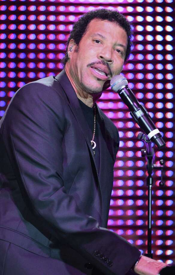 Tickets for Lionel Richie (July 10 in Austin) go on sale Saturday. Photo: Getty Images File Photo / 2013 Getty Images