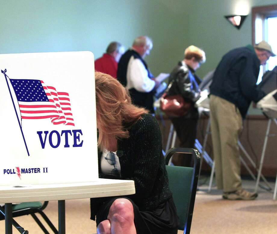 The trouble with some voters, according to one reader, is that they fail to do their homework before casting their ballots. Photo: Associated Press File Photo / AP