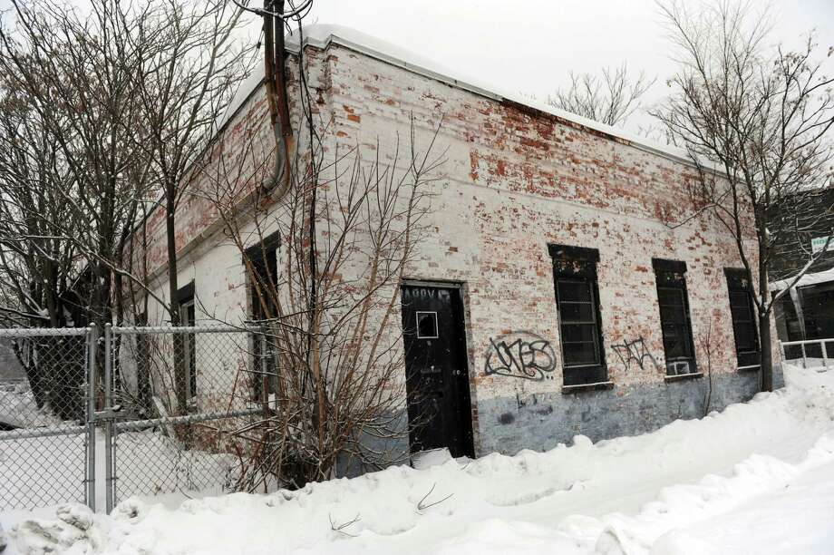 C and F Plating at 406 N. Pearl St. on Wednesday, Feb. 19, 2014, in Albany, N.Y.  DEC is proposing a massive cleanup of the abandoned metal plating business. (Cindy Schultz / Times Union) Photo: Cindy Schultz / 00025817A